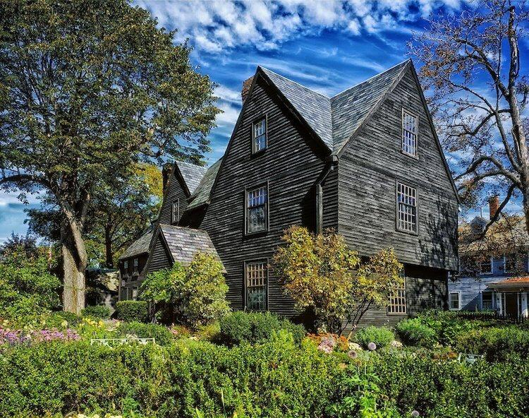 House of Seven Gables, Salem, Ma - Best Fall Vacations in the US