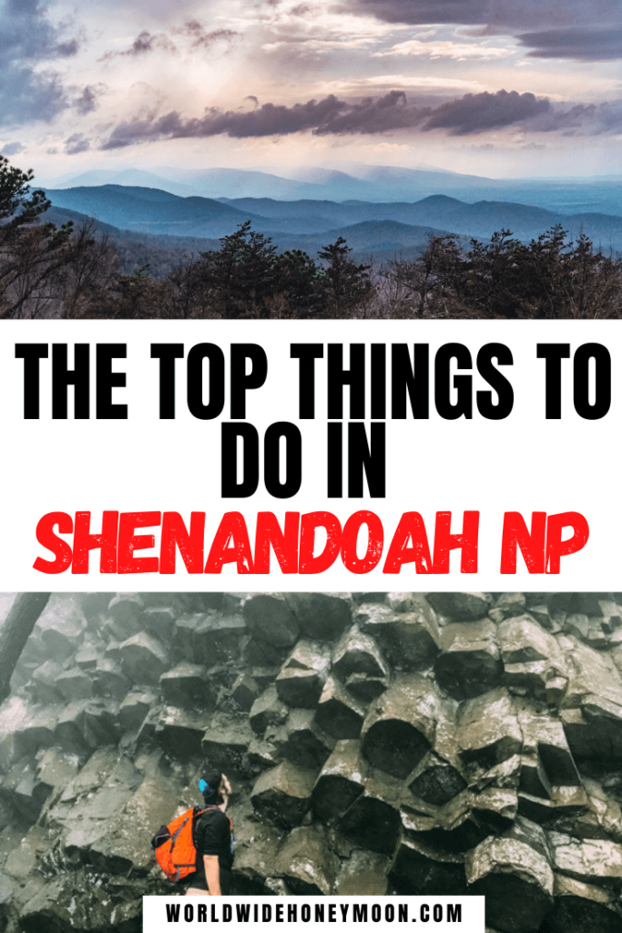 Things to do in Shenandoah National Park