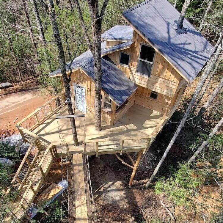 Gatlinburg Treehouse