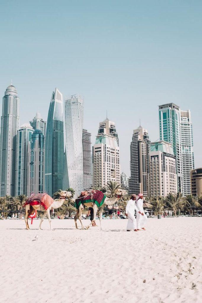 The Beaches of Dubai are Exciting for a December Honeymoon