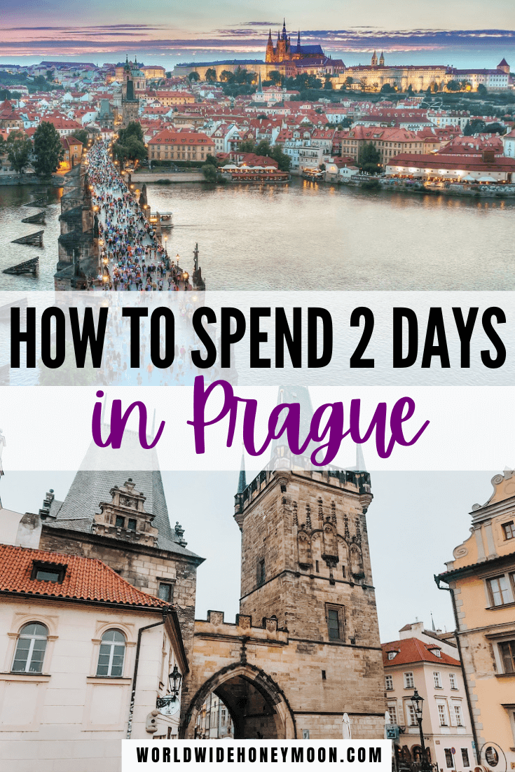 The Most Amazing 2 Days in Prague Itinerary | How to Spend 2 Days in Prague | Weekend in Prague | 2 Days in Prague Czech Republic | Things to do in Prague in 2 Days | Prague in 2 Days | Prague Itinerary 2 Days | Prague for 2 Days | Prague Czech Republic Photography | Prague Travel Tips | Prague Winter | Prague Summer | Prague Travel Guide | How to Spend the Weekend in Prague