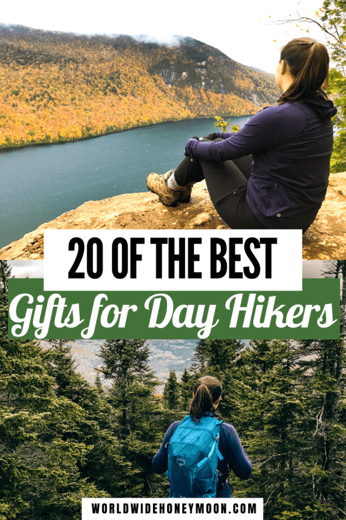 These are the best gifts for day hikers | Hiking Gifts For Him | Hiking Gifts Women | Hiking Gift Basket | Hiking Gift Ideas | Best Hiking Gifts For Men | Best Hiking Gifts For Women | Day Hike Packing List | Gifts For Hikers | Hiking Essentials Men and Women | Hiking Gift Ideas for Every Budget | Hiking Packing List and Accessories | Gift Guide