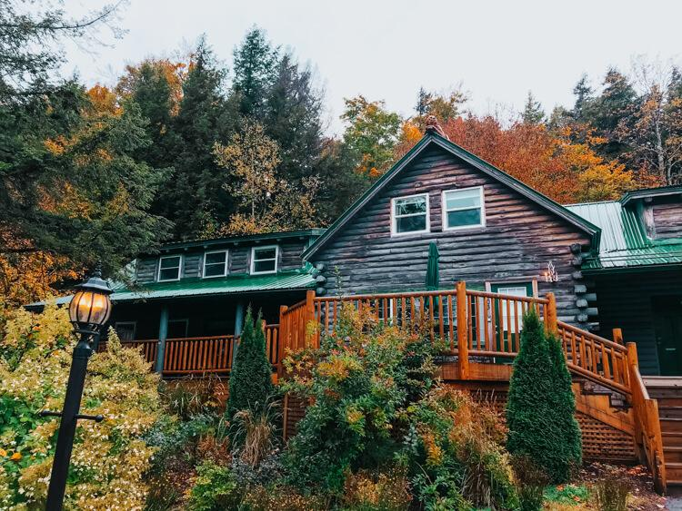 Airbnb in Stowe Vermont