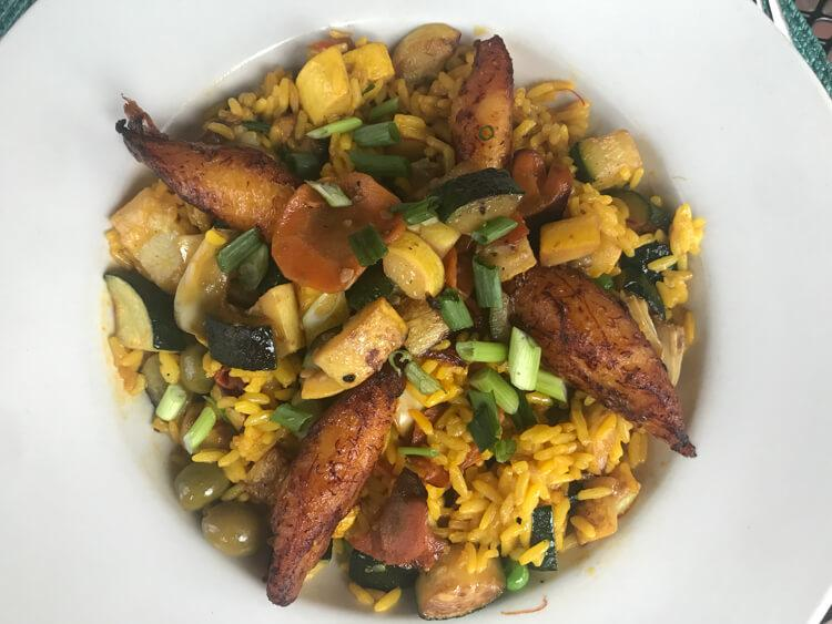 Cafe Melaza Carribbean Food