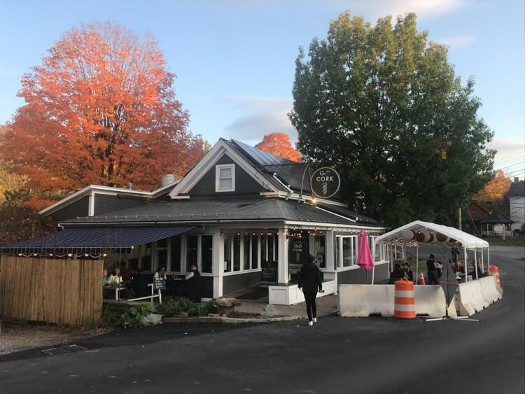 Cork Restaurant in Vermont - Things to do in Vermont