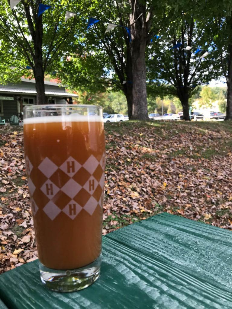 Harpoon Pumpkin Ale