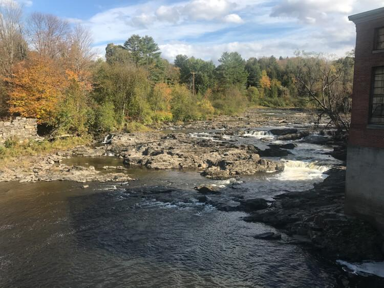 River in Vermont - Road Trip to Vermont