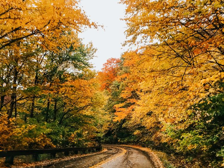 Smugglers Notch Road - Scenic Routes in Vermont