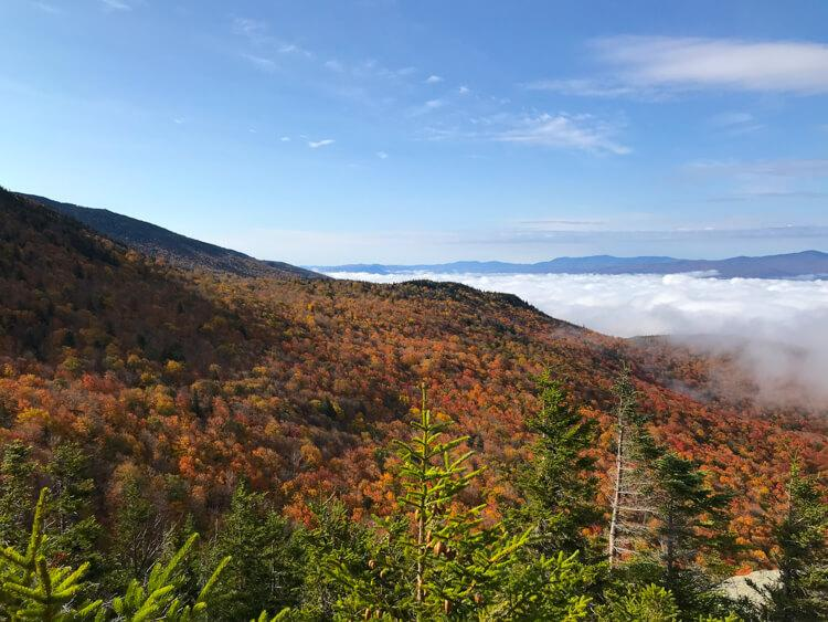 Stowe Pinnacle Views | Road Trip Tips For Vermont