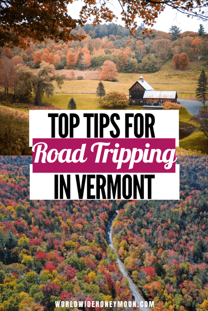 These are the best Vermont road trip tips for fall | Vermont Road Trip Fall | Vermont Fall | Vermont Vacation | Vermont in the Fall | Vermont Travel Guide | Vermont Trip | Vermont Waterfall Road Trip | Road Trip to Vermont | Vermont Places to Visit | Vermont Places to Stay | Vermont Places to See | Things to do in Vermont Fall | Places to See in Vermont | Vermont Fall Itinerary | Vermont Vacation Fall Bucket Lists