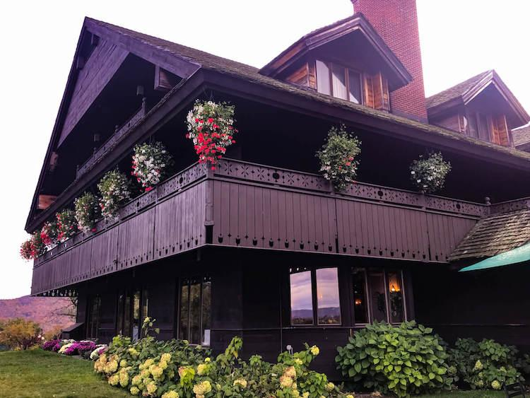 Trapp Family Lodge in Vermont