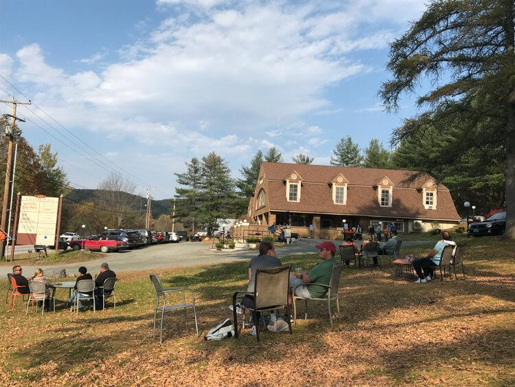 Worthy Kitchen in Woodstock