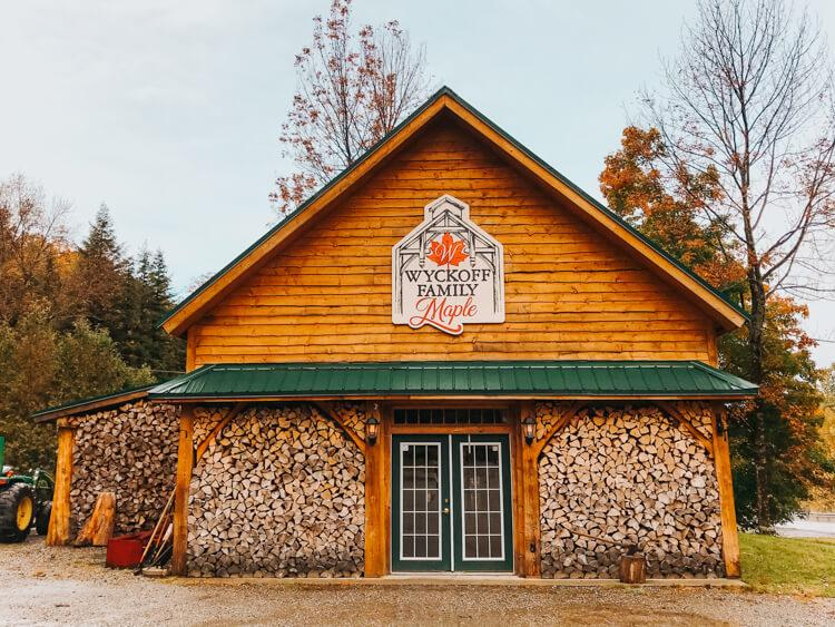 Wyckoff Family Maple Sugar Shack
