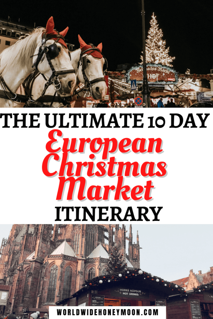 10 Day European Christmas Market Itinerary