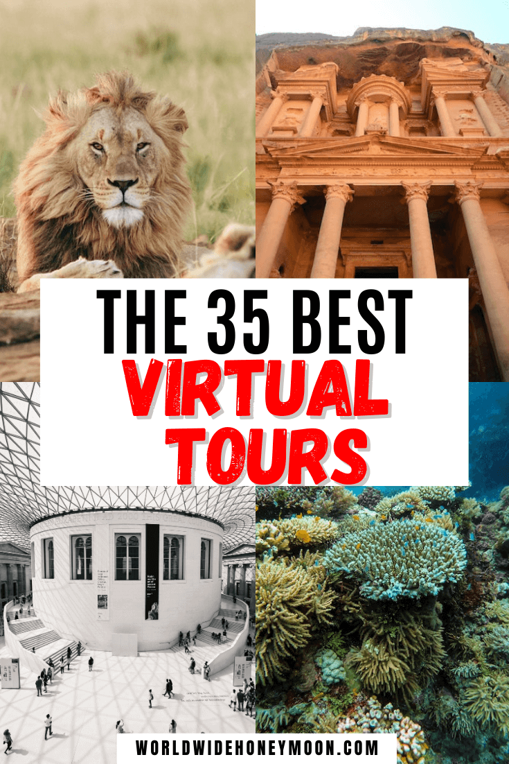 These are the best virtual museum and destinations you'll want to see | Virtual Tours of Museums | Best Virtual Tours | Virtual Safari | Virtual Museum Tour | Virtual Visit Machu Picchu | Virtual Visit National Park | Virtual Art Museum Visit | Zoo Live Cams | Virtual Travel | Virtual Travel Around the World | Travel From Home | Virtual Tours | Virtual Museums Around the World
