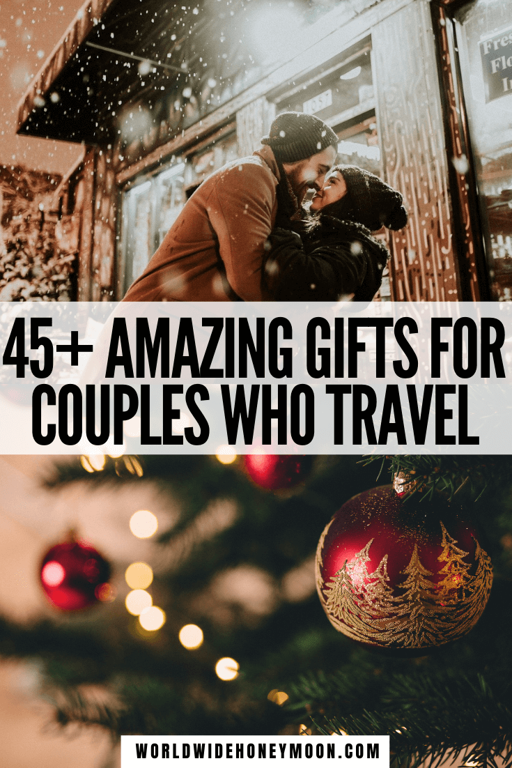 The Ultimate Gift Guide for Couples That Love Travel | Travel Gifts For Couples | Gifts for Couples Who Travel | Gifts for Couples Who Like to Travel | Gifts for Travel Couple | Couples Travel Gifts | Gift Ideas for Her | Gift Ideas for Him | Gifts for Travelers | Gifts for Travel Lovers | Gifts for Traveling | Travel Gift Ideas | Christmas Gifts For Couples | Holiday Gifts For Couples | Couples Holiday Gifts | Holiday Couple Gifts | Holiday Gifts For a Couple