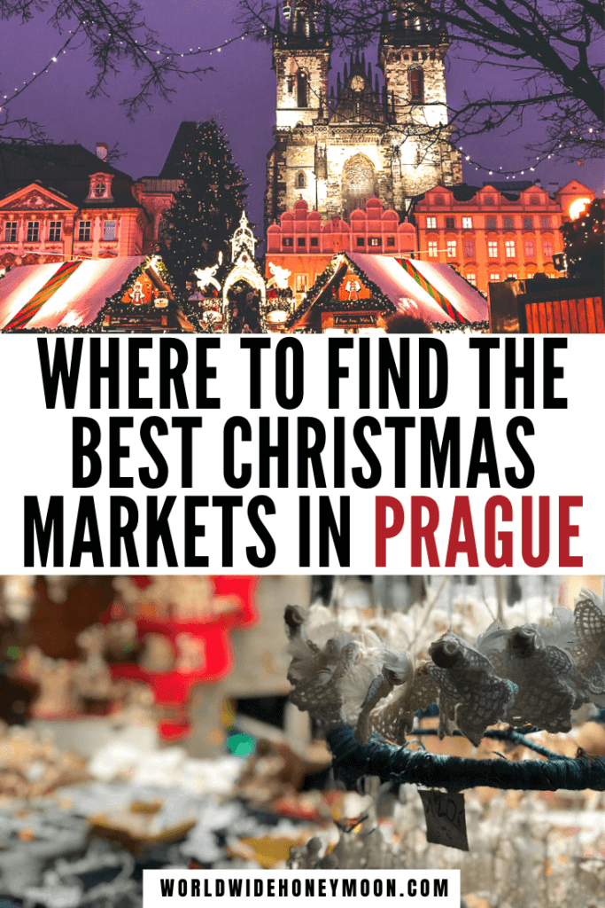 These are hands-down the best Christmas Markets in Prague | Prague Christmas Market | Prague Christmas Market Photos | Prague Christmas Time | Prague Christmas Outfit | Prague Christmas Market Food | Christmas Markets Prague | Prague Czech Republic Christmas Market | Best Christmas Markets in Europe | Prague in December | Prague in Winter | Christmas in Prague Czech Republic | Old Town Square Prague Christmas Markets | Wenceslas Square Prague | Prague Castle Christmas Market