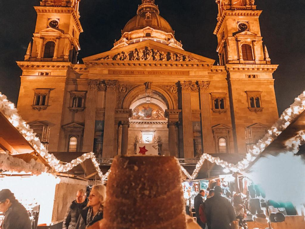 Central European Christmas Market Trip Itinerary