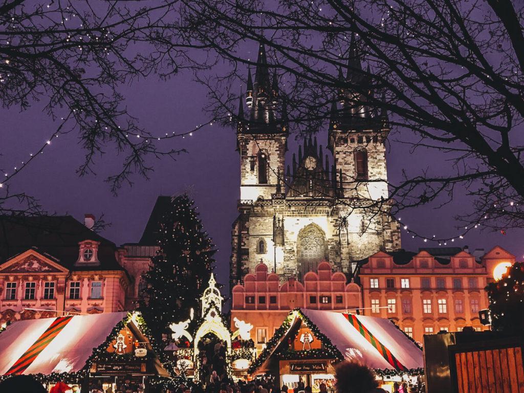Christmas in Prague - Best Christmas Markets in Prague