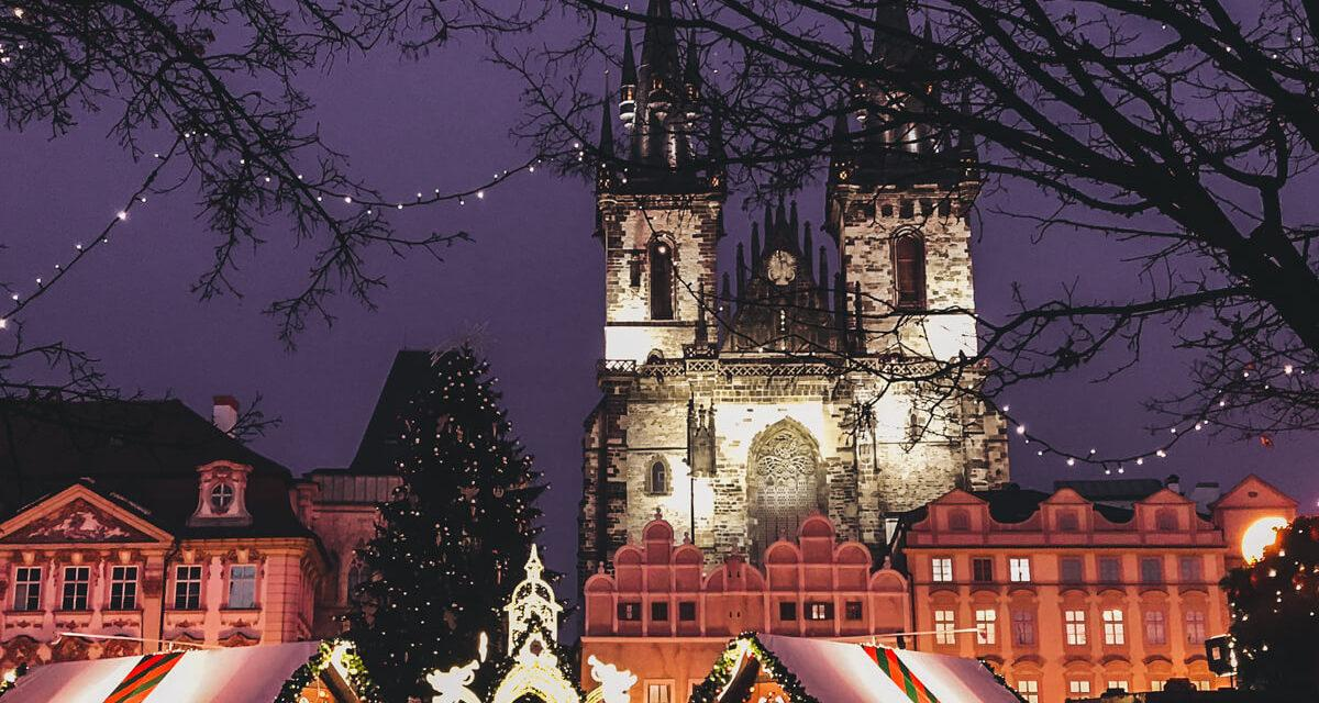 Enjoy Christmas in Prague: 8 of Best Christmas Markets in Prague You Have to Visit