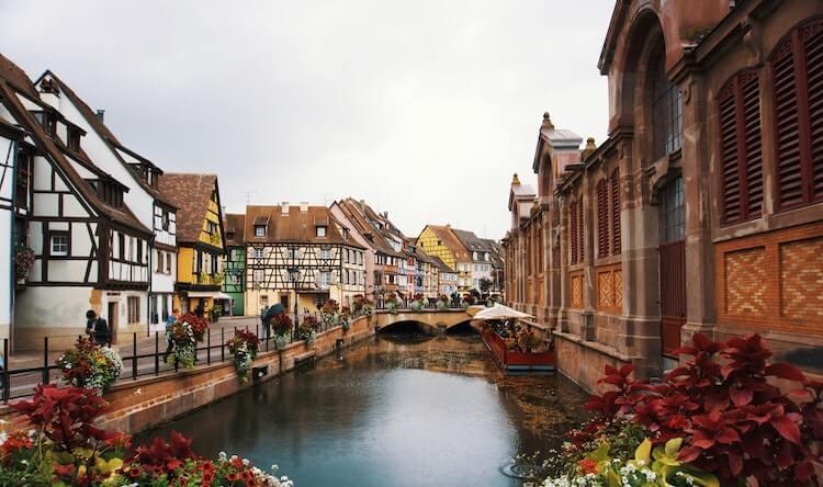 Colmar in the summer - 2021 Travel Goals