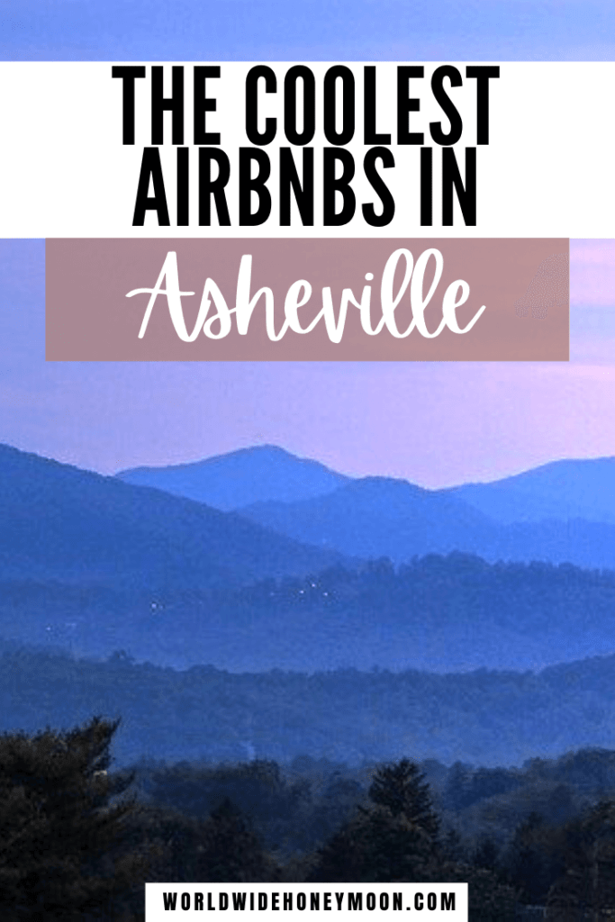 These are the 8 best Airbnbs in Asheville NC | Asheville NC Airbnb | Best Airbnb Asheville | Asheville Airbnb | Where to Stay in Asheville NC | Where to Stay in Asheville North Carolina | Asheville Where to Stay | Best Romantic Airbnbs | Airbnb Asheville NC | Airbnb Asheville Wedding | Best Airbnbs in the US | Best Airbnbs in North Carolina | Asheville NC Treehouse | Asheville Treehouse