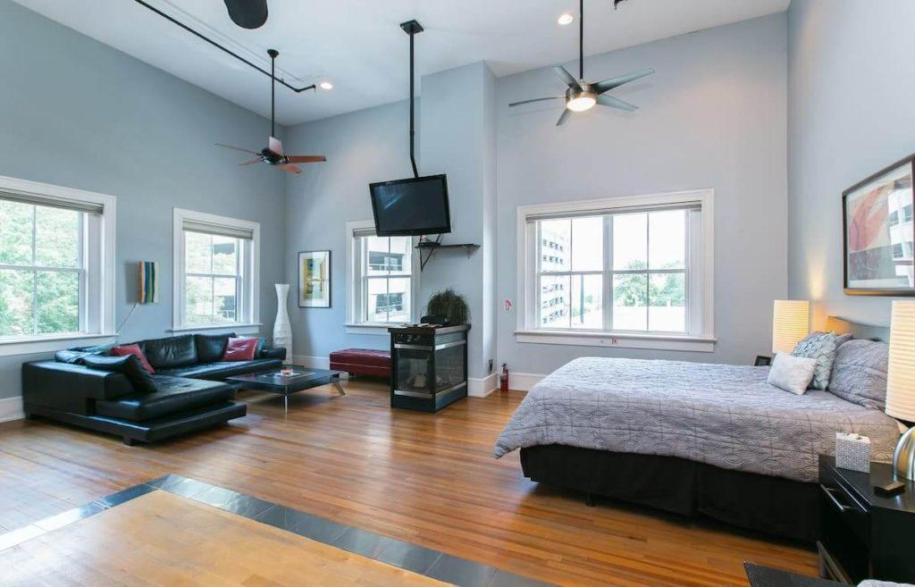 Downtown Apartment Airbnb Asheville NC