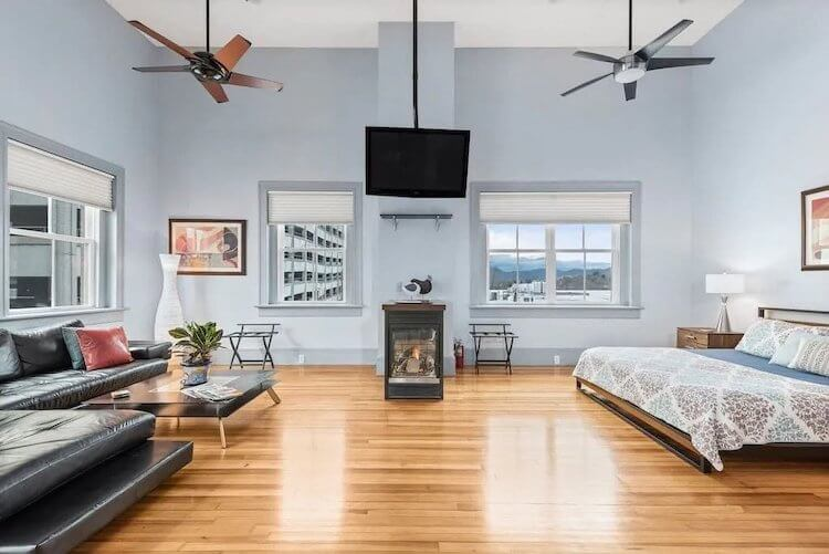 Hip Downtown Asheville Airbnb-VRBO