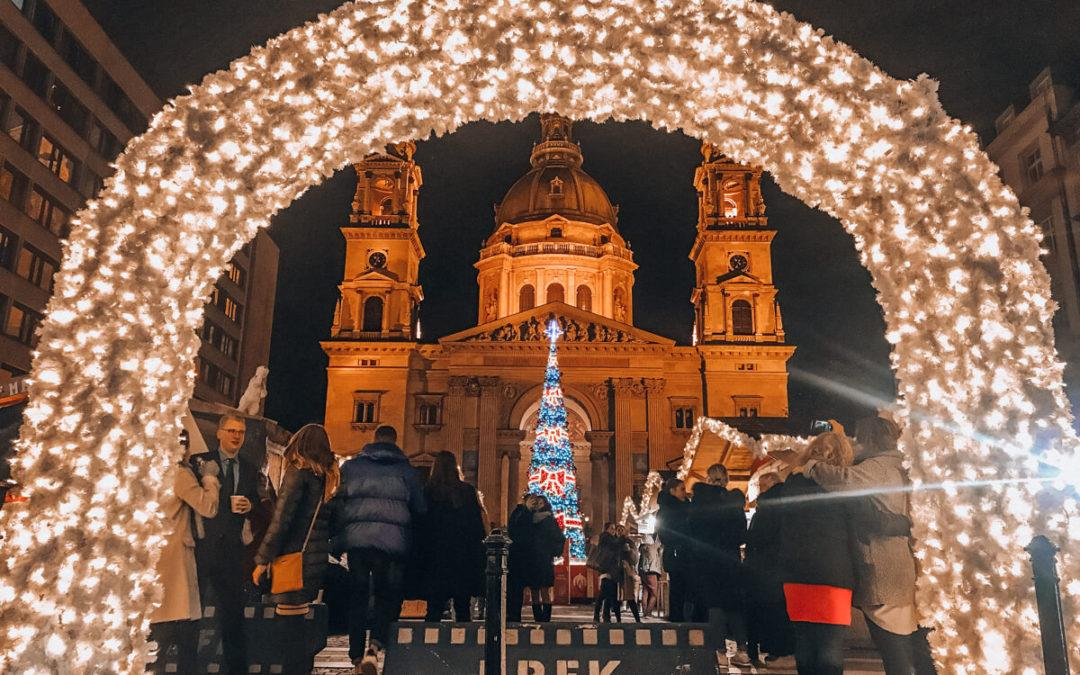 The Ultimate Central European Christmas Market Trip in 10 Days