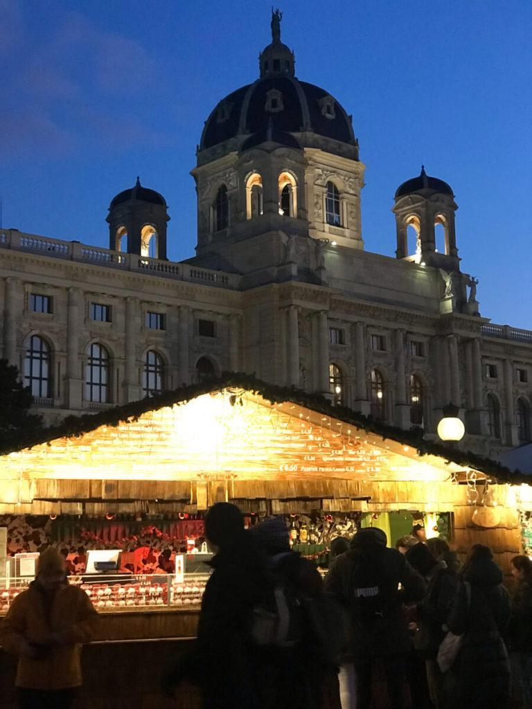 Maria Theresa Christmas Market Vienna