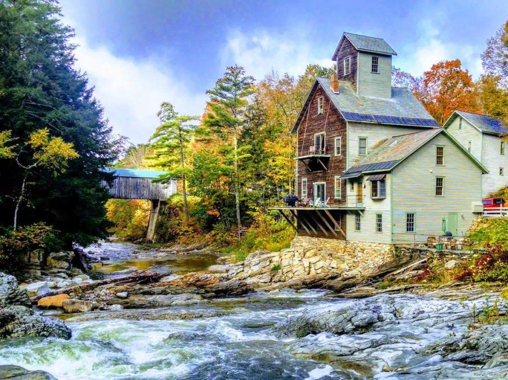 Old Grist Mill | Vermont Airbnbs