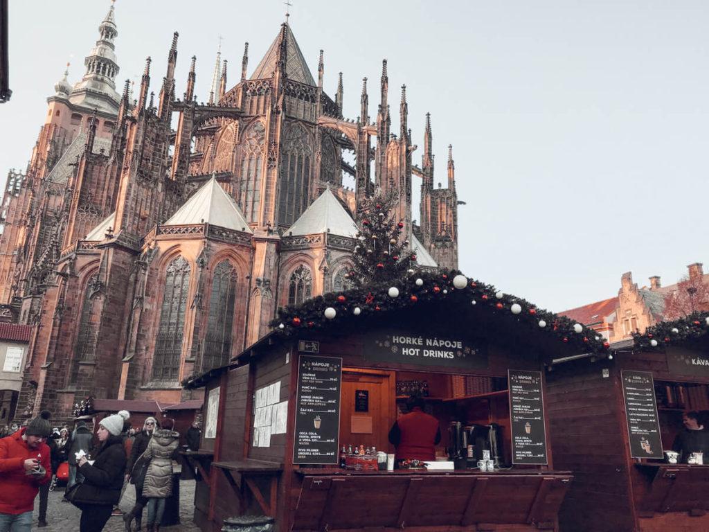 Prague Castle Christmas Market