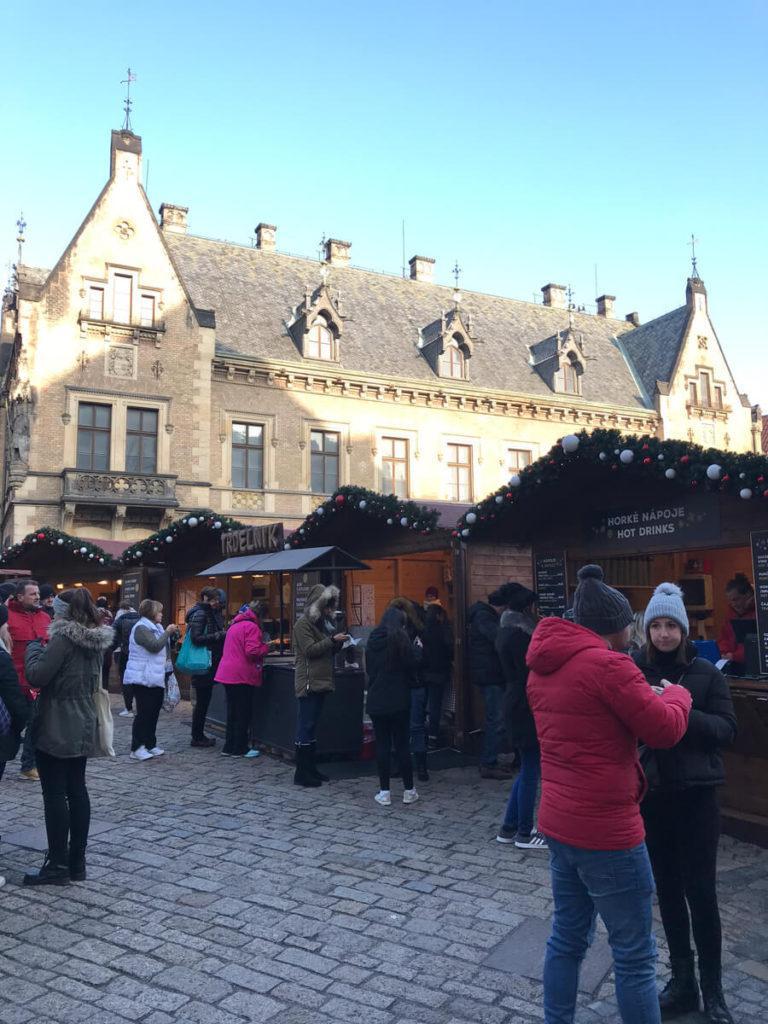 Prague Castle Christmas Market - Best Christmas Markets in Prague