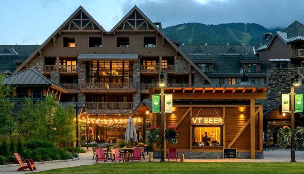Ski in Ski Out Stowe Airbnbs
