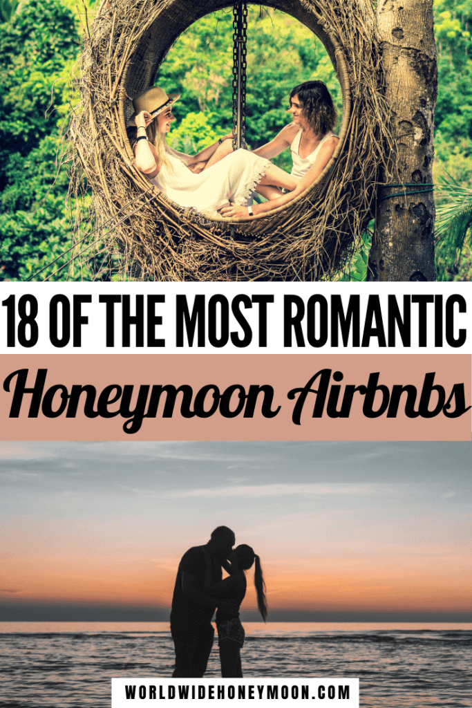 These are the 18 best Honeymoon Airbnbs You Can Actually Afford | Honeymoon Airbnb United States | Best Honeymoon Airbnb US | Best Honeymoon Airbnb | Airbnb Honeymoon USA | Maldives Airbnb | Paris Airbnb | Hawaii Airbnb | Santorini Airbnb | Thailand Airbnb | Bali Airbnb | Italy Airbnb | Amalfi Coast Airbnb | Cotswolds Airbnb | South Africa Airbnb | Aruba Airbnb | Phuket Airbnb | Tokyo Airbnb | Romantic Airbnb