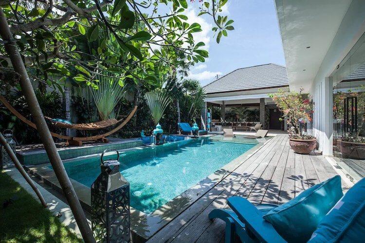 Bali Honeymoon Villa
