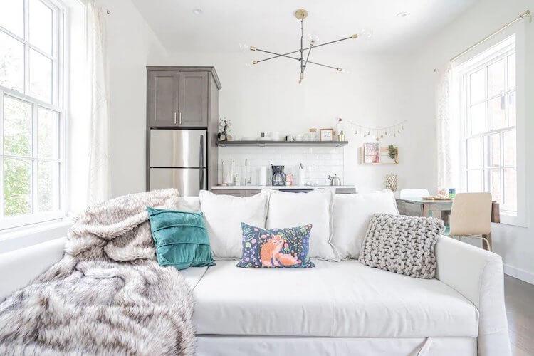 Boho Loft Cincinnati Airbnb