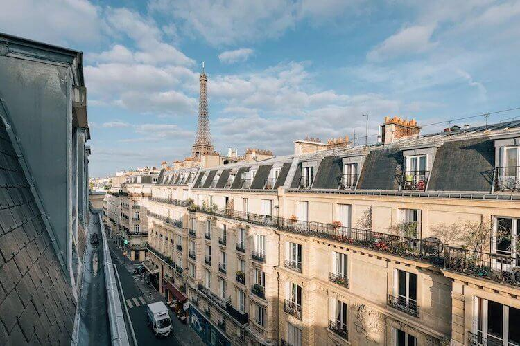 Paris Vacation Rental With Eiffel Tower Views