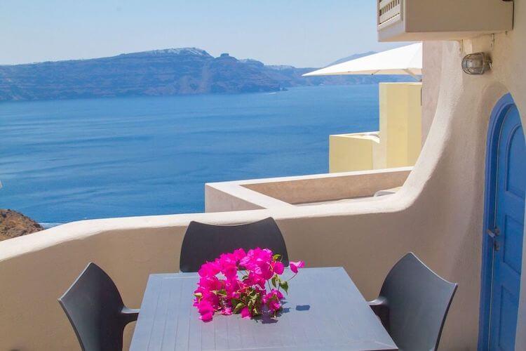 Santorini Honeymoon Vacation Rental