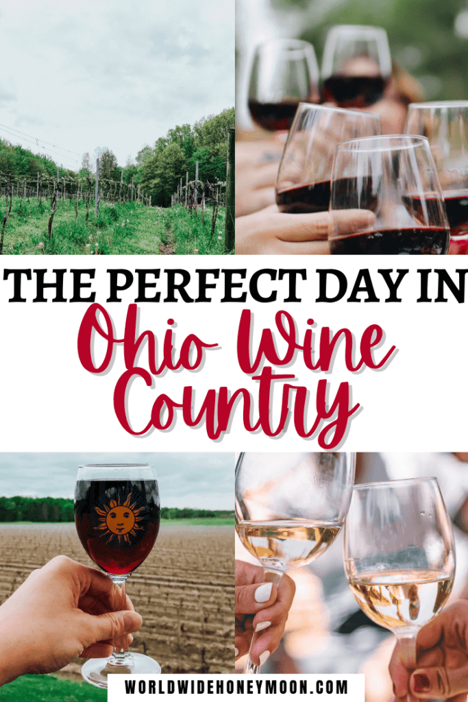 This is how to spend the perfect day visiting Ohio wine country | Grand River Valley Wine Tour | Best winery in Ohio | Ohio Wineries | Ohio Winery Tour | Ohio Wine Trail | Best Wineries in Ohio | Geneva on the Lake Ohio | Geneva Ohio Wineries | Geneva on the Lake Ohio Things to do | Geneva on the Lake Ohio Wineries | Wineries in Northeast Ohio | US Destinations | Ohio Travel | Ohio Weekend Getaways | Ohio Travel Places to Visit | Ohio Wine | Ashtabula Ohio Wine | Wine in Ohio | Ohio Wine Tour