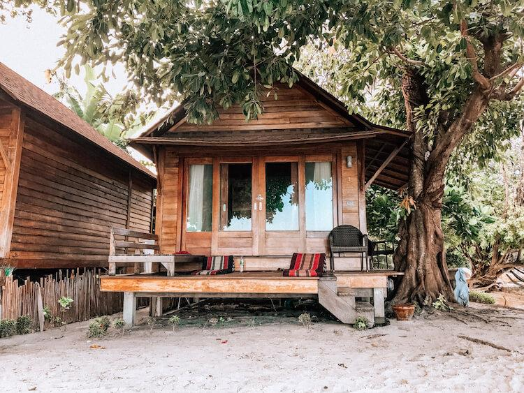 Romantic Things to do in Thailand - Get a Beach Bungalow