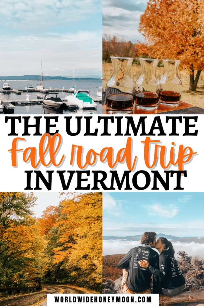 Fall Road Trip Vermont