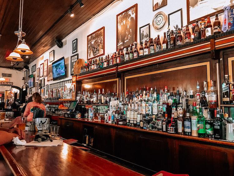 Crystal Beer Parlor in Savannah