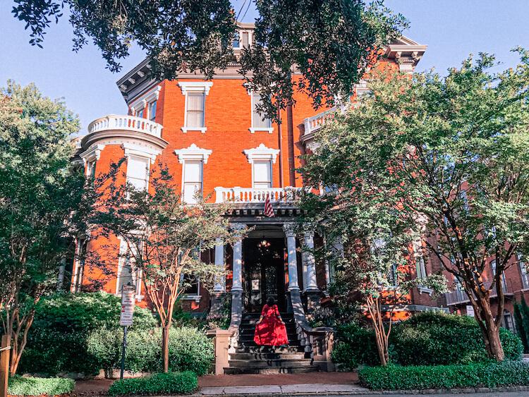 Kehoe House - Travel to Savannah Georgia