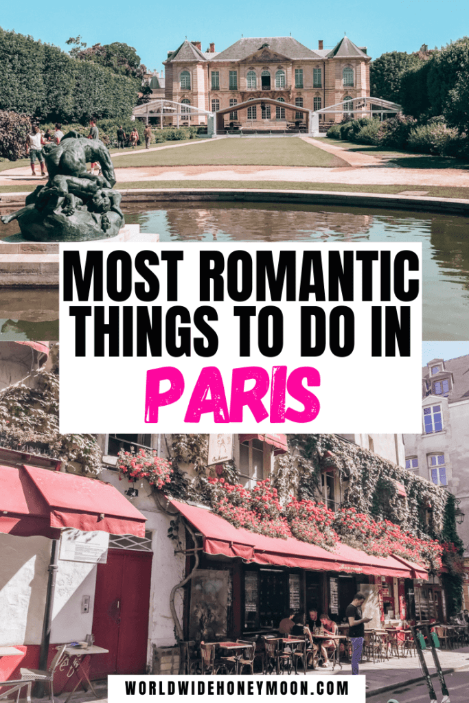 Most Romantic Things to do in Paris