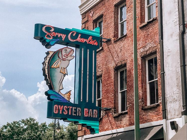 Sorry Charlie's Oyster Bar