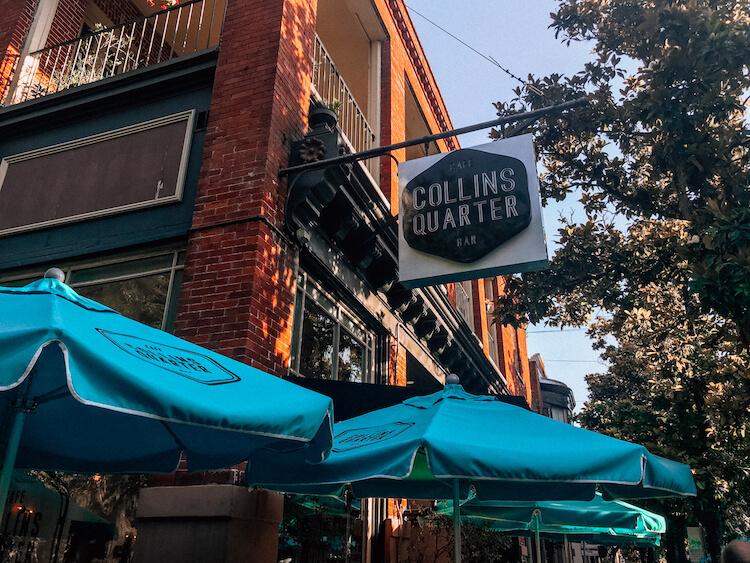 The Collins Quarter - Weekend in Savannah, GA