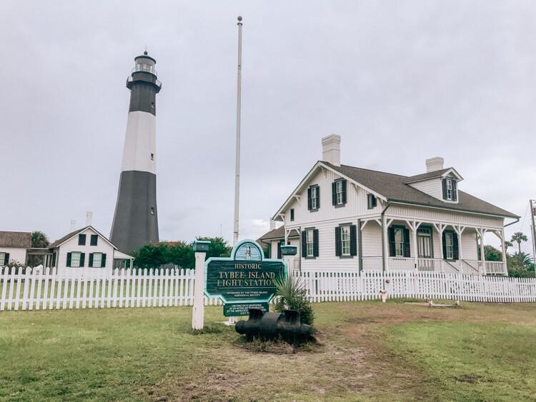 Tybee Island Light and Museum