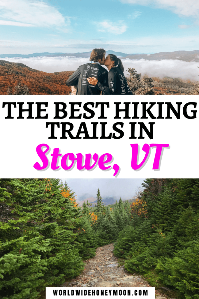 Best Hiking Trails in Stowe, VT