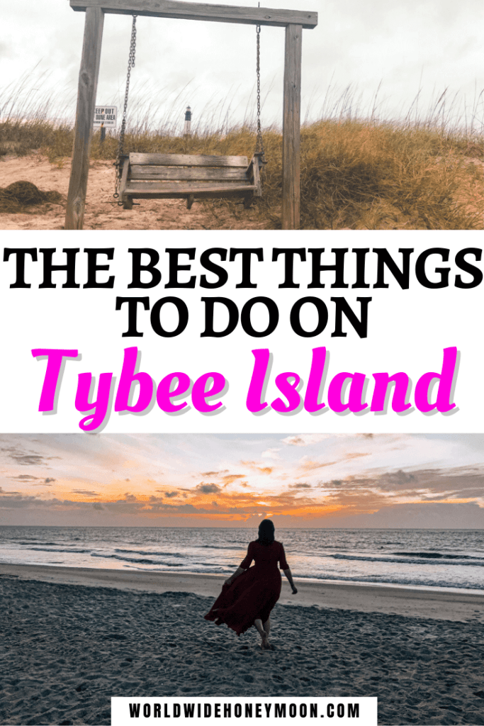Best Things to do on Tybee Island